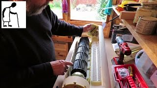 Friends and Family Gold or Garbage? PART #1 Disassembling a Regent Tower Fan System