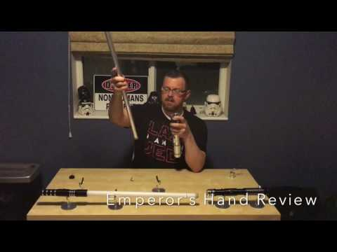 Ultra Sabers Emperor's Hand Review