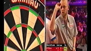 O'Shea vs Kantele Darts World Championship 2005 Round 1