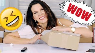 WOW ... FREE STUFF  | Unboxing PR Packages ...