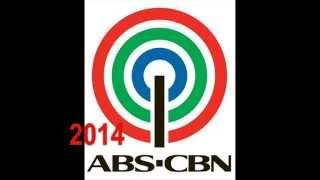 Year Evolution Logo of ABS-CBN
