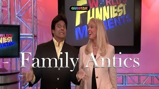 Real Family-Fun Antics - World