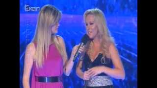 X Factor Albania - Celebrity Guest - Vesa Luma