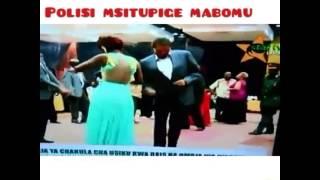 Polisi msitupige mabomu chadema ni serikali ijayo