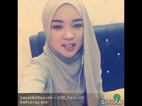 Rapuh Opick smule Dayat feat Fatin