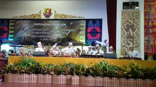 GATRA SAS HD | Pertandingan Muzik Gamelan Melayu SBP Kebangsaan 2016 | Lagu Kontemporari
