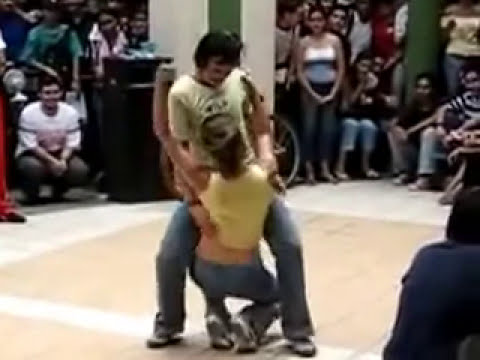 Ever Indian College Students think about Free Style dance on Punjabi Song?