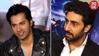 Varun Wants To Host A TV Show Like Salman |