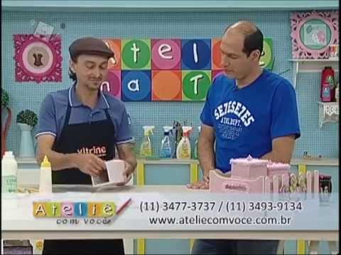 Ateliê na Tv Tv Século 20 08 12