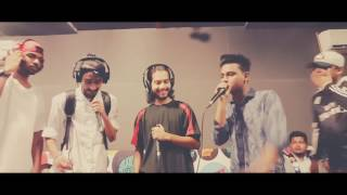 Dorpon Rvs X Double Nishas | Cypher Bangla 2k16 | Beatbox Edition