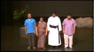 Irulilum Thodarum Nizhal - T. Ahilan - A. Puranthagan - 16th Arangaadal - Markham Theater - You Tube