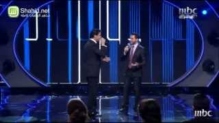 Arab Idol - راغب علامة و المشتركين