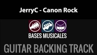 Canon Rock in D Backing track    Guitar Backing Track