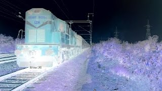 Reality of KHAJAN MAIL - the underwater haunted train !