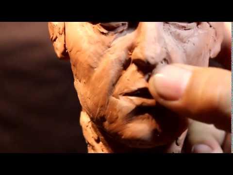 Xxx Mp4 Video Como Esculpir Uma Cabeça Humana Com Alex Oliver 3gp Sex