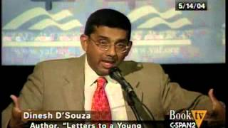 Dinesh D'Souza: Book Discussion on Letters to a Young Conservative
