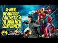 X-MEN, DEADPOOL, FANTASTIC 4 Confirmed to Join Marvel's MCU by Disney