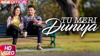 Tu Meri Duniya   Full Video   Vicky Bhoi   Sumesh Kumar   Latest Punjabi Song 2017   Speed Records