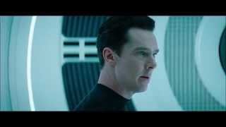 Star Trek Into Darkness All Khan Scenes by Benedict Cumberbatch - Part 1 Khan Introduction