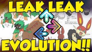 """New Pokemon Leaks"" ARE EVOLVING! Nintendo Switch Pokemon News"