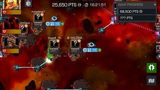 Alliance war: NewN vs T•P•A - Path 6/7 - The Void Show