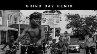 Kwesi Arthur ft. Sarkodie & Medikal – Grind Day (Remix) (Prod. by Kayso)