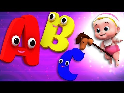 ABC Song | Learn Alphabets | Nursery Rhymes Songs For Children | Baby Song By Junior Squad