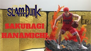 Dasin S.H.Figuarts Slam Dunk Sakuragi Hanamichi Review & Unboxing (How well is the line doing?)