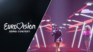 Guy Sebastian - Tonight Again (Australia) - LIVE at Eurovision 2015 Grand Final