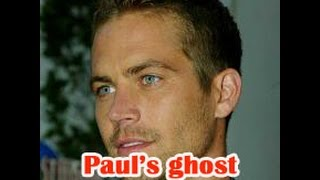 Paul Walker's ghost spotted? - TOI