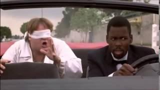 Beverly Hills Ninja - Car Scene