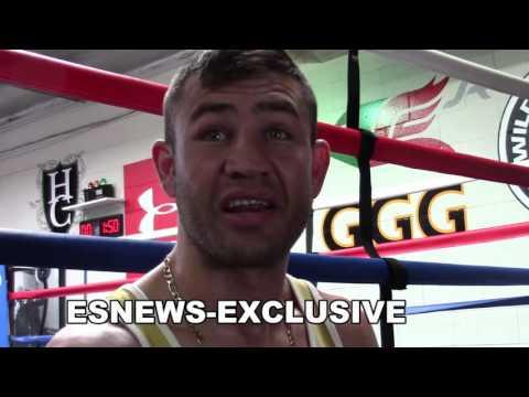 sparring conor mcgregor boxing star chris van heerden breaks it down EsNews Boxing