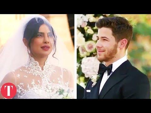 Xxx Mp4 Moments You Didn 39 T See From Nick Jonas And Priyanka Chopra 39 S Wedding Behind The Scenes 3gp Sex