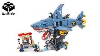 The Lego Ninjago Movie 70656 garmadon, Garmadon, GARMADON! - Lego Speed Build