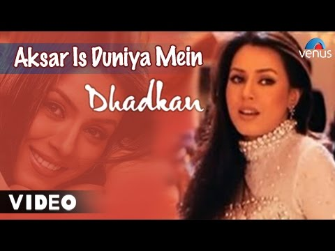 Xxx Mp4 Aksar Is Duniya Mein Full Video Song Dhadkan Mahima Choudhary Akshay Kumar Alka Yagnik Songs 3gp Sex