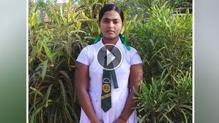 pungudutivu school girl vidya - poetry