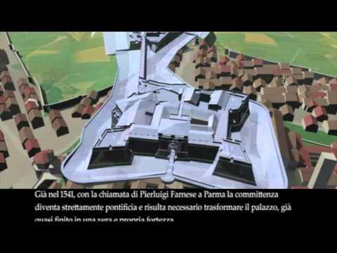Xxx Mp4 Ricostruzione Della Rocca Paolina Di Perugia In 3D 3gp Sex