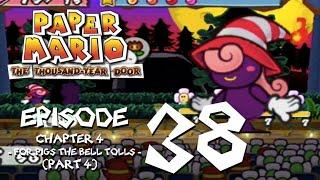 Let's Play Paper Mario: The Thousand-Year Door - Episode 38 - Beta Basics