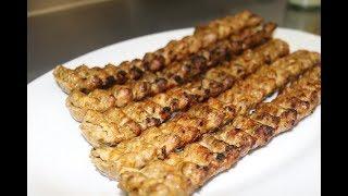 How To Make Indian Chicken Seekh Kebab