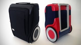 5 Futuristic Smart Suitcases To Choose From
