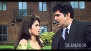 Chaand Kaa Tukdaa - Comedy Scene 3 - Sridevi like Crows