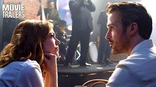 Emma Stone and Ryan Gosling in the New Clips + Trailer Compilation for LA LA LAND