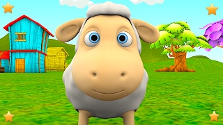 Kids English Nursery Rhymes Video Collection | 3D Baby Songs by Little Treehouse