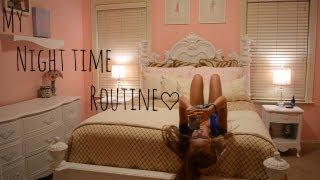 my night time routine ♡ | GuruGraysie