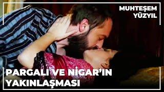 Pargalı İbrahim Paşa ve Nigar Kalfa yakınlaşması - Muhteşem Yüzyıl 35.Bölüm