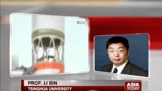 Chinese Expert on  Indian  Agni 5 Missile launch CCTV News - CNTV English.mp4