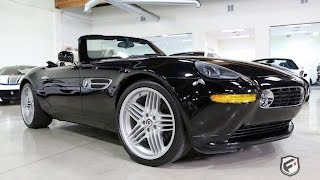 BMW Z8 Alpina Roadster - One Take