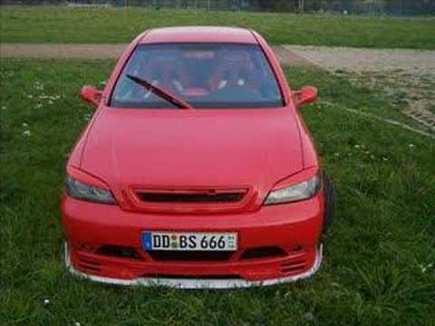 Opel Astra G Umbau von Kauf bis zum Verkauf Slideshow