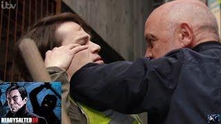Coronation Street - Phelan Gets Violent With Seb