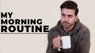 My Morning Routine While Traveling   Men's Morning & Grooming Routine 2018   ALEX COSTA